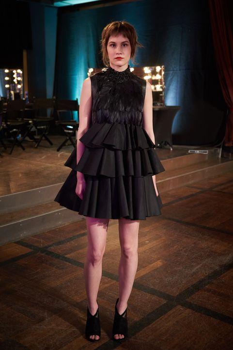 SNTM_S1_Fashion_Walk_Outfit_0313 - Bildquelle: ProSieben Schweiz