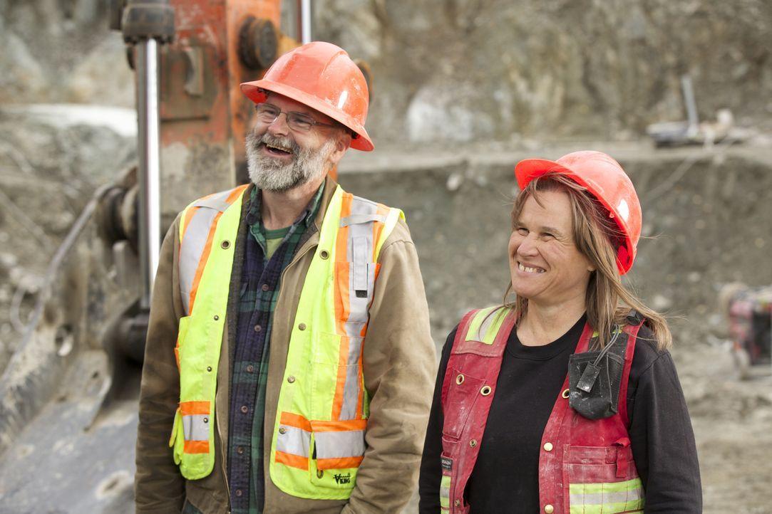 In dem 35-Seelen-Dorf Jade City im Norden von British Columbia dreht sich alles um Edelsteine. Der Großteil der Bewohner arbeitet in der Jade-Mine v... - Bildquelle: JADE PRODUCTIONS LTD.