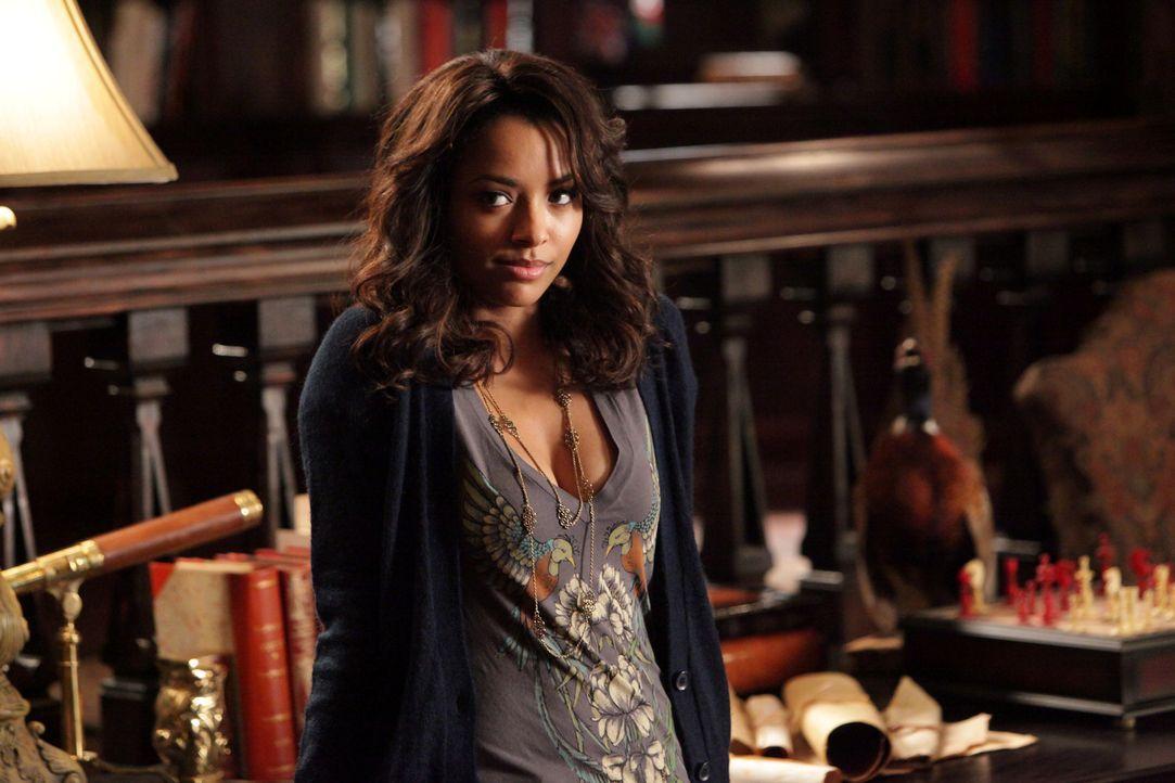 Bonnie (Katerina Graham) ist fest entschlossen, den Salvatore-Brüdern bei ihrem Plan zu helfen ... - Bildquelle: Warner Brothers