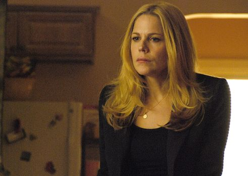 In Plain Sight - Inspector Mary Shannon (Mary McCormack) wird von der Vergang...
