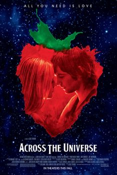 "All You Need is Love - ""ACROSS THE UNIVERSE"" - Plakatmotiv - Bildqu..."