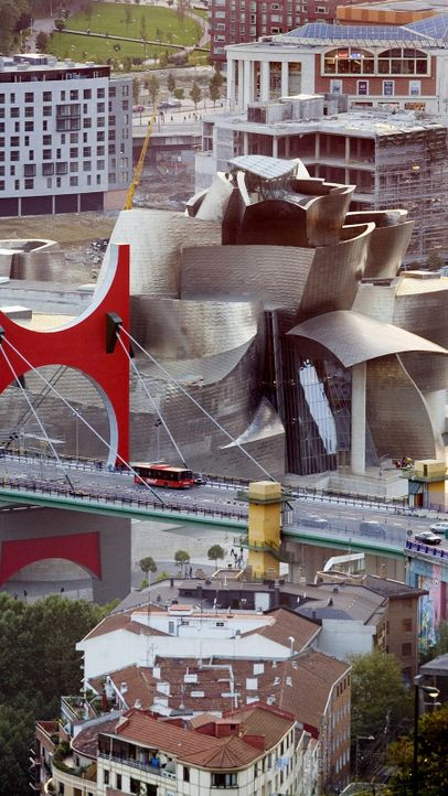 Guggenheim Museum - Bildquelle: AFP