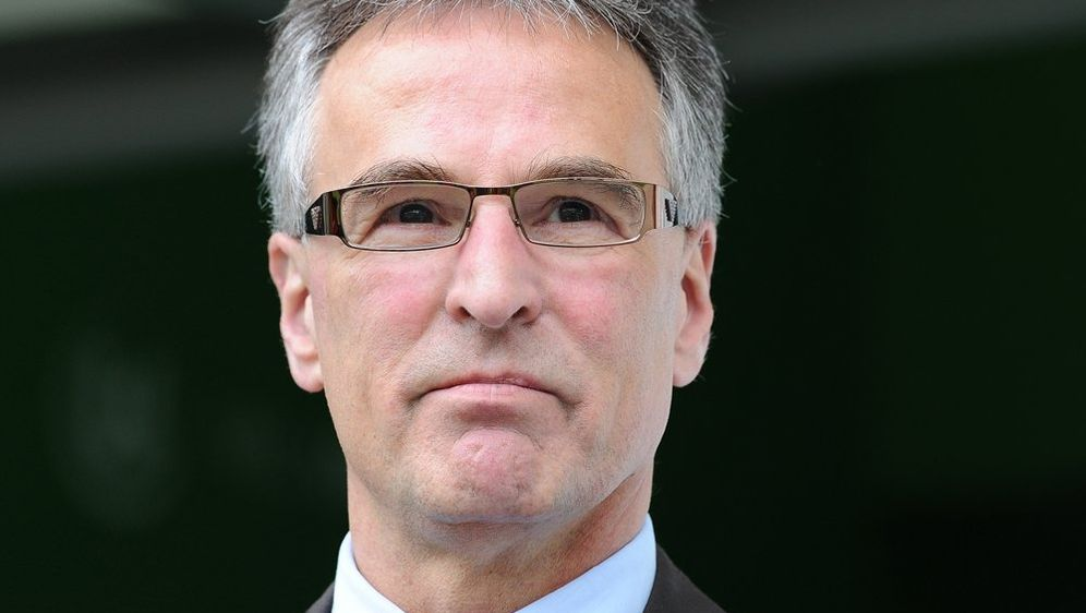DFB-Generalsekretär Helmut Sandrock - Bildquelle: SID-FIRO