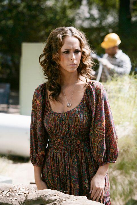 Der Geist eines kleinen Mädchens, das beim Sturz in einen Brunnen ums Leben gekommen ist, macht Melinda (Jennifer Love Hewitt) das Leben schwer ... - Bildquelle: ABC Studios