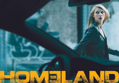 Homeland - (5. Staffel) - Eigentlich wollte Carrie (Claire Danes) ein ruhiges...