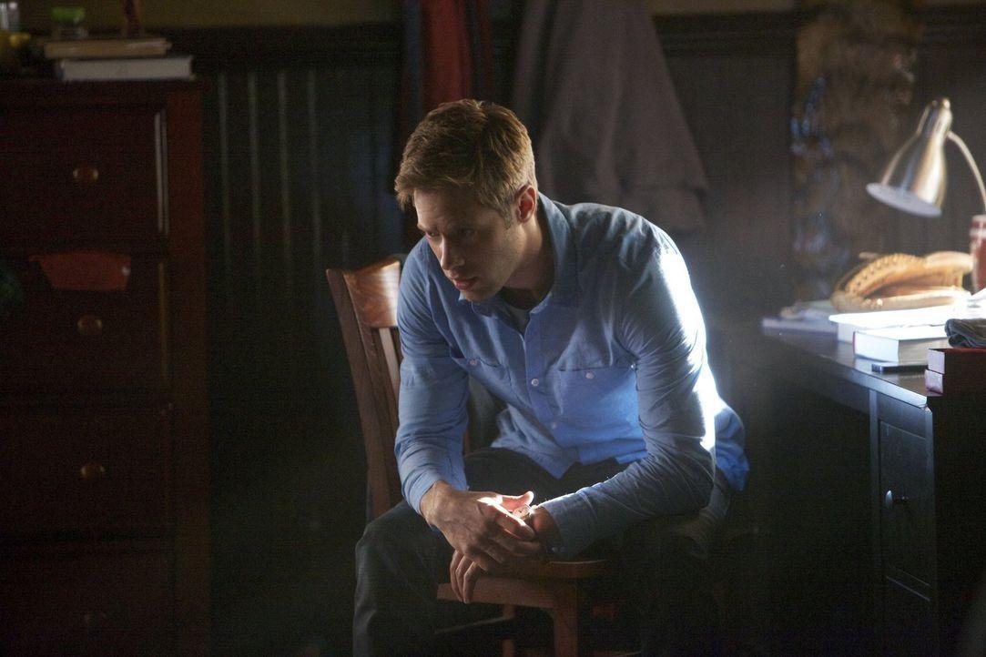 Ein Gespräch mit Wes verleitet Aaron (Shaun Sipos) zu einer Verzweiflungstat ... - Bildquelle: Warner Brothers