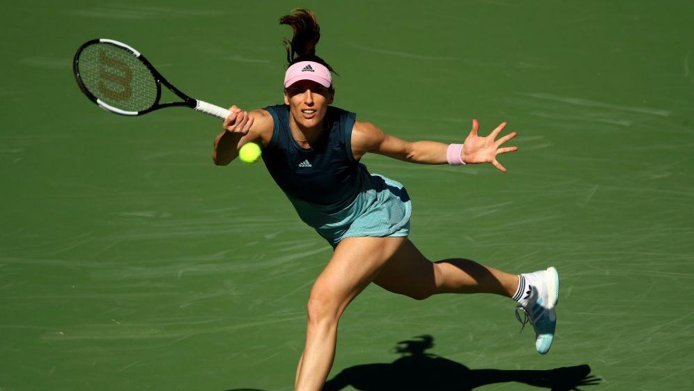 Indian Wells: Andrea Petkovic unterlag Venus Williams - Bildquelle: AFPGETTY IMAGES NORTH AMERICASIDCLIVE BRUNSKILL
