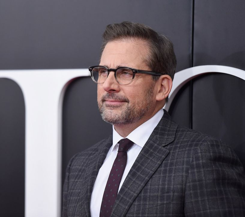 Steve-Carell-151123-AFP - Bildquelle: Jamie McCarthy/Getty Images/AFP