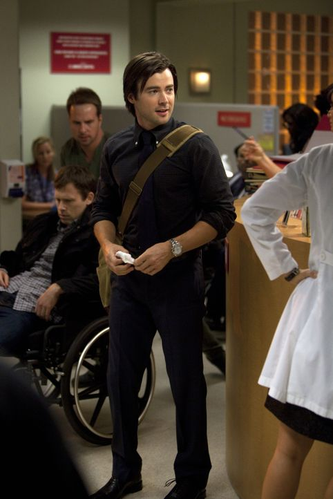 Neu im Saint Ambrose Krankenhaus: Dr. James Peterson (Matt Long) ... - Bildquelle: ABC Studios