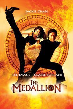 Jackie Chan - Das Medaillon - Eddie Yang (Jackie Chan, r.) und seine Ex-Freun...