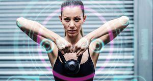 Nicht fehlen darf auf dem Kettlebell-Trainingsplan für Einsteiger: Kreuzheben...