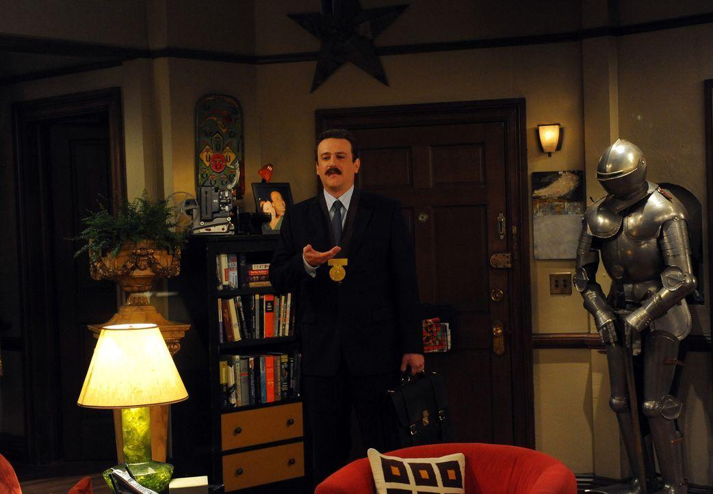 Das Jahr 2006 in der Vorstellung von Marshall (Jason Segel) ... - Bildquelle: 20th Century Fox International Television