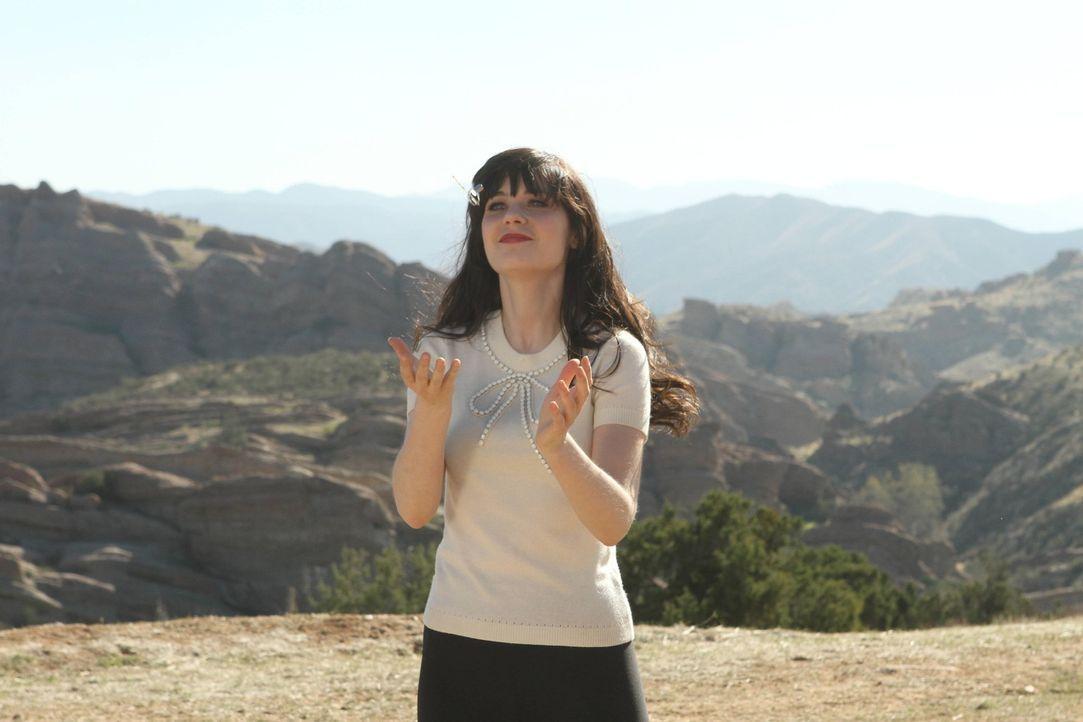 Erlebt eine unvergessliche Nacht: Jess (Zooey Deschanel) ... - Bildquelle: 20th Century Fox