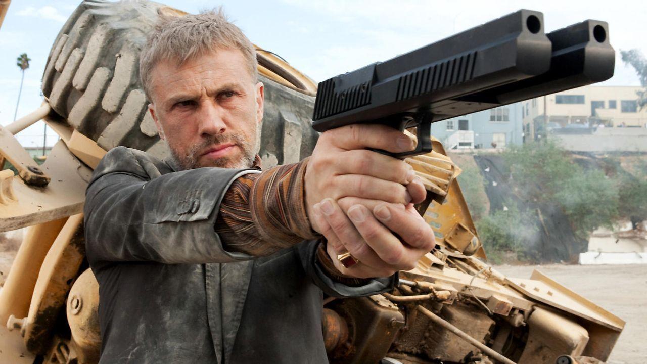 "Christoph Waltz in ""The Green Hornet"" - Bildquelle: Sony Pictures"