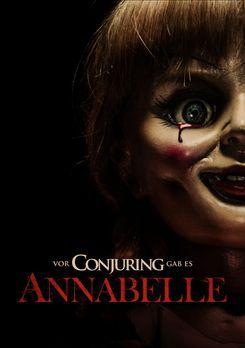 Annabelle - ANNABELLE - (Plakatmotiv) - Bildquelle: 2014 Warner Brothers