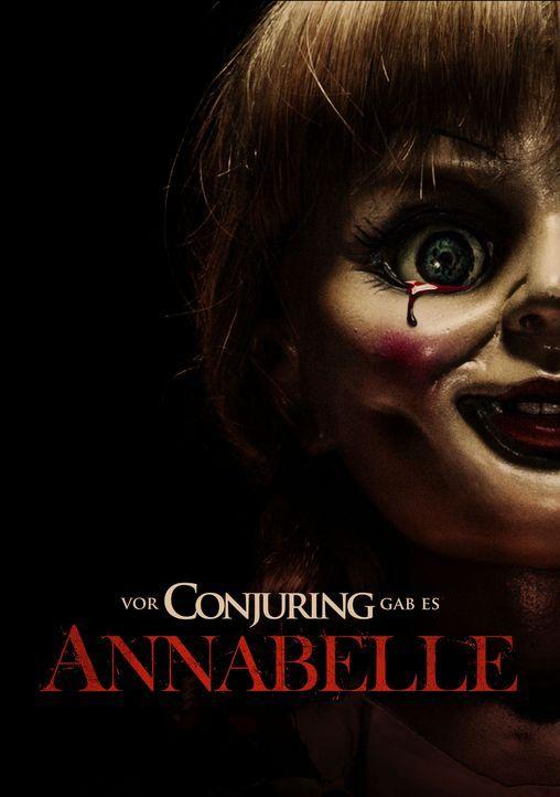 ANNABELLE - (Plakatmotiv) - Bildquelle: 2014 Warner Brothers