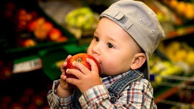 Im Supermarkt herrscht Recht und Ordnung – jedenfalls im Idealfall.
