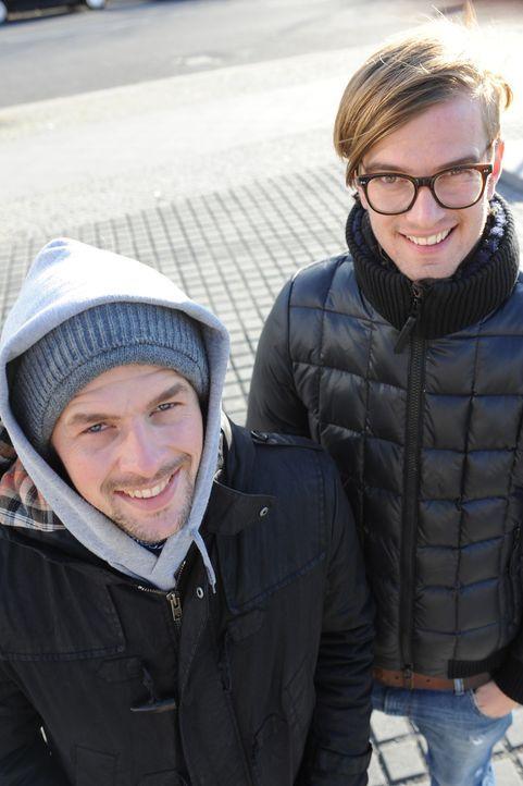 Ahnungslos - das Comedyquiz mit Joko (r.) und Klaas (l.) ... - Bildquelle: ProSieben