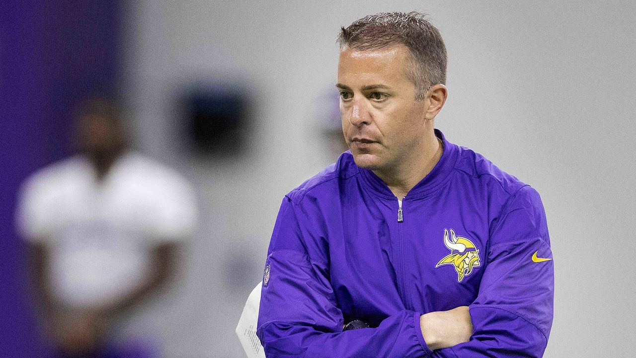 John DeFilippo (Minnesota Vikings) - Bildquelle: imago/ZUMA Press