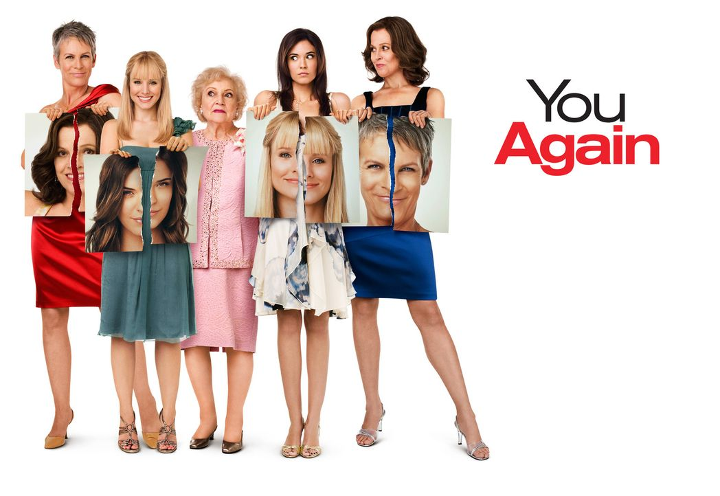 YOU AGAIN - Artwork - Bildquelle: Touchstone Pictures.  All rights reserved
