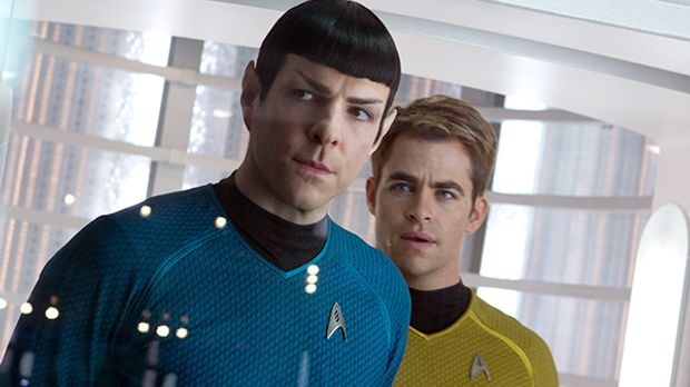 star trek into darkness © dpa