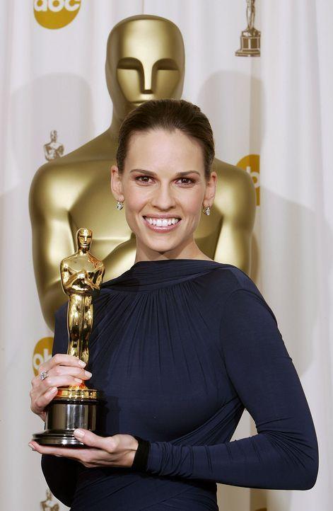 Beste-Hauptdarstellerin-2005-Hilary-Swank-AFP - Bildquelle: AFP