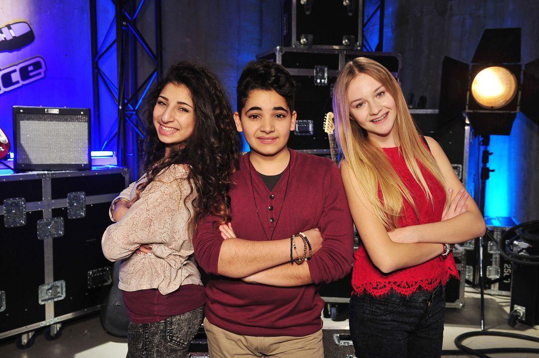 The-Voice-Kids-Stf02-Epi07-Soufjan-Renaz-Pia-8-SAT1-Andre-Kowalski - Bildquelle: SAT.1/Andre Kowalski