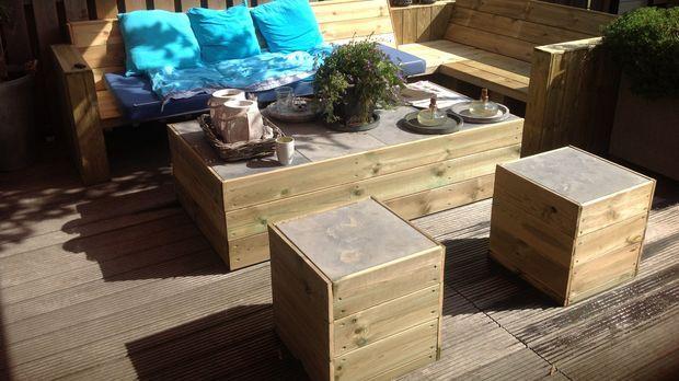 Lounge gartenm bel kaufen tipps sat 1 ratgeber - Decoratie interieur bois ...