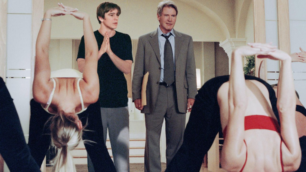 """Harrison Ford in """"Hollywood Cops"""" (2003) - Bildquelle: Sony Pictures"""