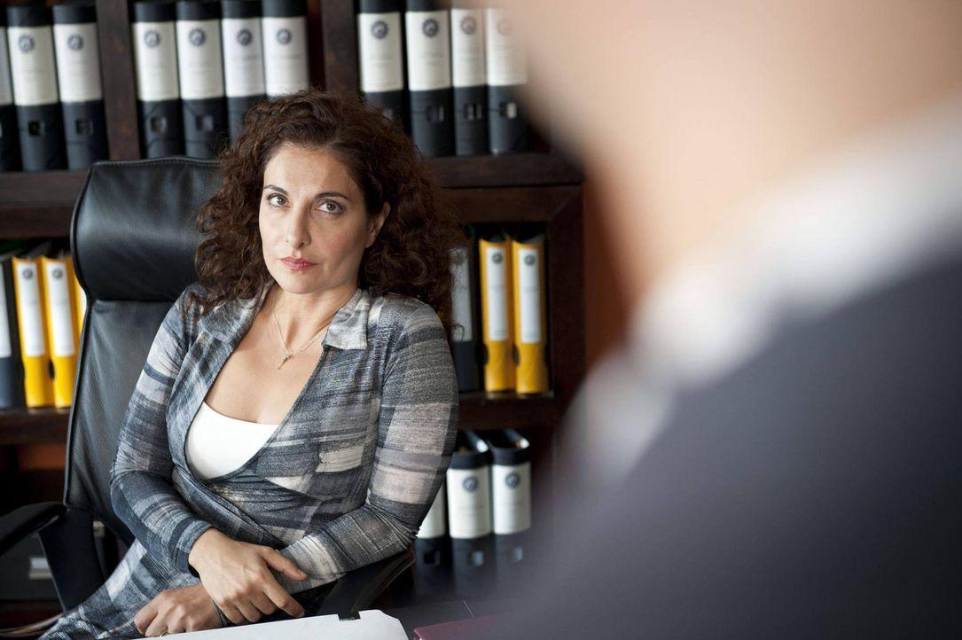 (3. Staffel) - Tanja Hafner (Proschat Madani) kann es nicht ausstehen, wenn sie bevormundet wird. Und genau das tut Mick in ihren Augen, auch wenn e... - Bildquelle: Martin Rottenkolber SAT.1