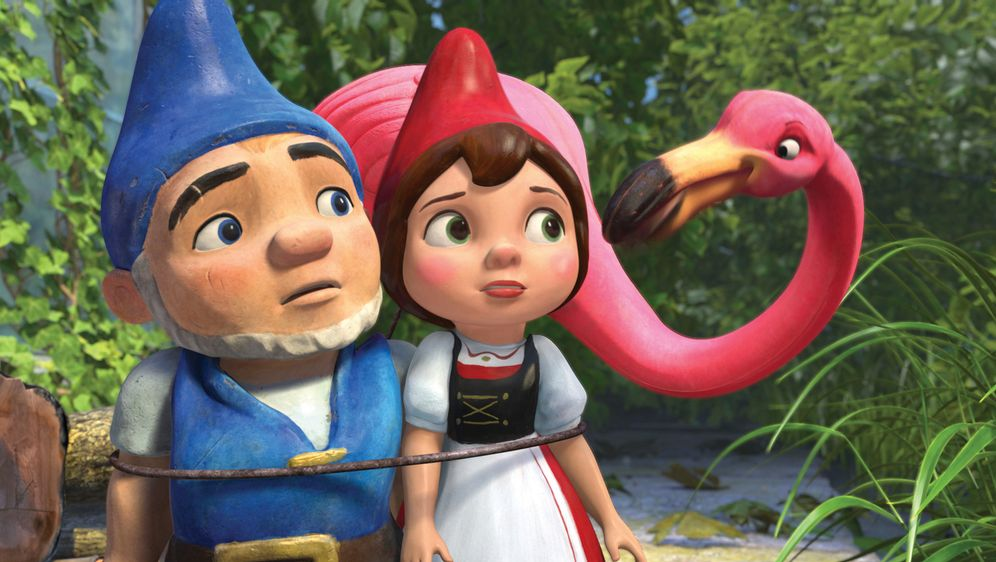 Gnomeo und Julia - Bildquelle: Touchstone Pictures,   Miramax Film NY, LLC. All rights reserved