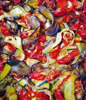 Provenzalischer Gemüsetopf