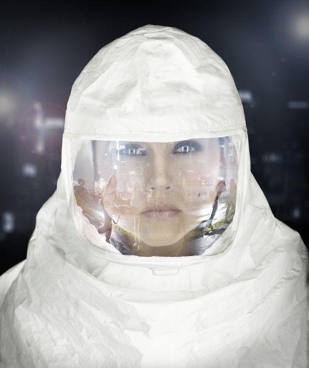Während weltweit immer mehr Menschen dem mysteriösen Virus zum Opfer fallen, versucht die engagierte Epidemiologin Kayla Martins (Tiffani Thiessen... - Bildquelle: 2006 RHI Entertainment Distribution, LLC
