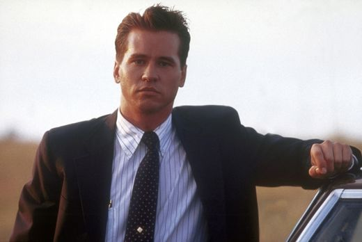 Halbblut - FBI-Agent Raymond Levoi (Val Kilmer) - selbst zu einem Viertel ind...