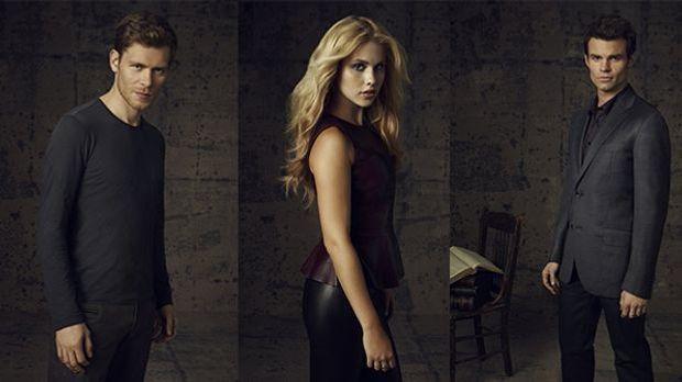 Vampire Diaries: The Originals Promo-Trailer