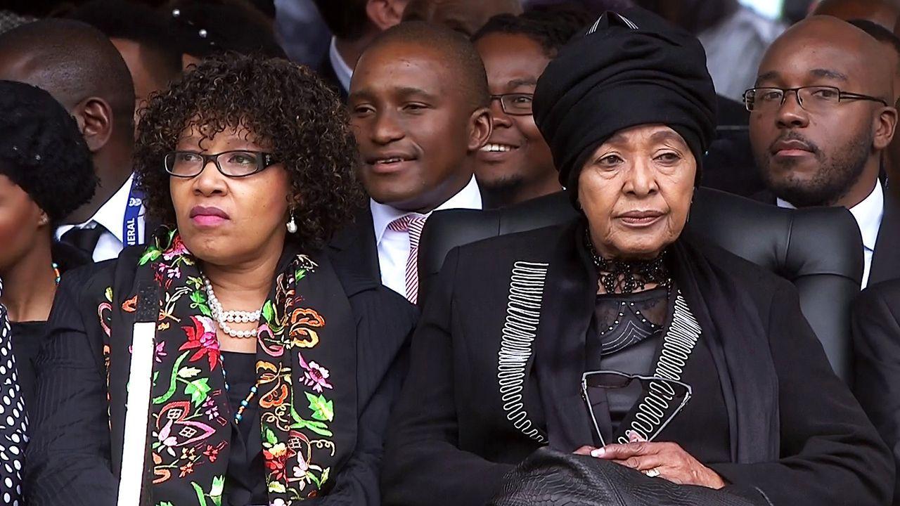 Beerdigung-Nelson-Mandela-13-12-10-08-AFP - Bildquelle: AFP