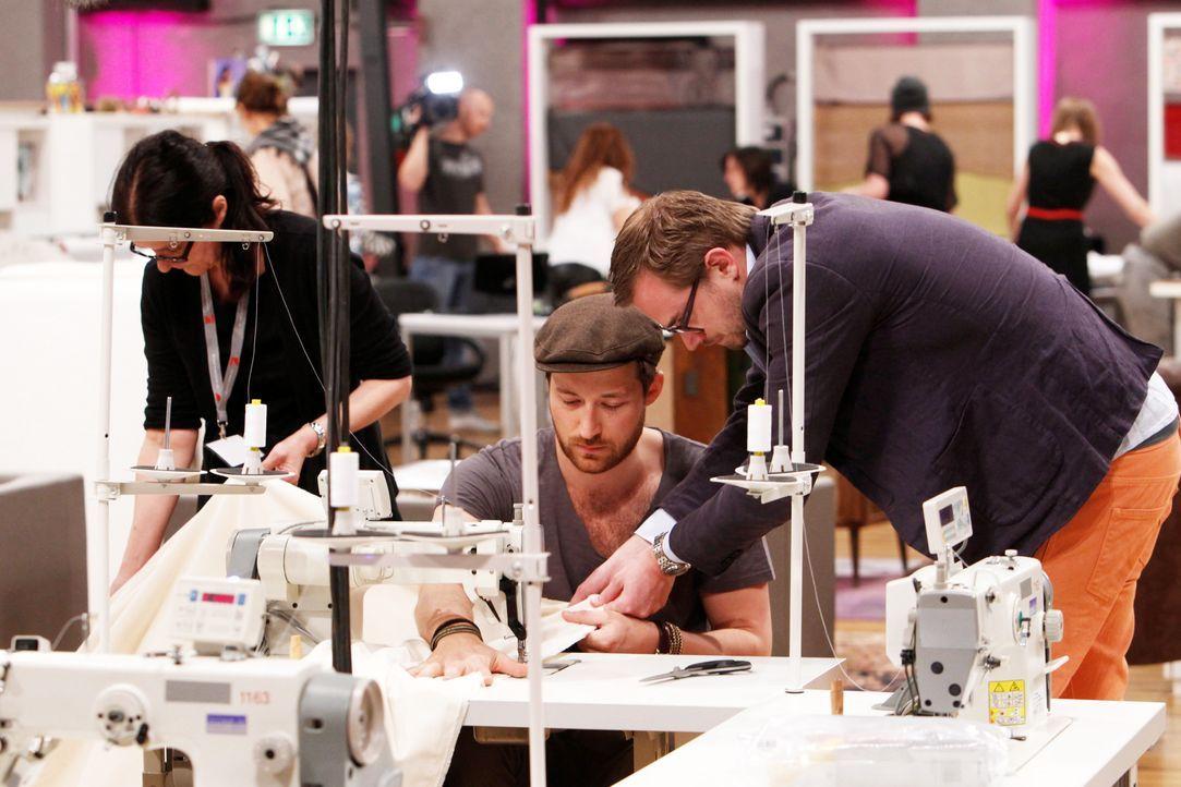 Fashion-Hero-Epi01-Atelier-29-ProSieben-Richard-Huebner - Bildquelle: ProSieben / Richard Huebner