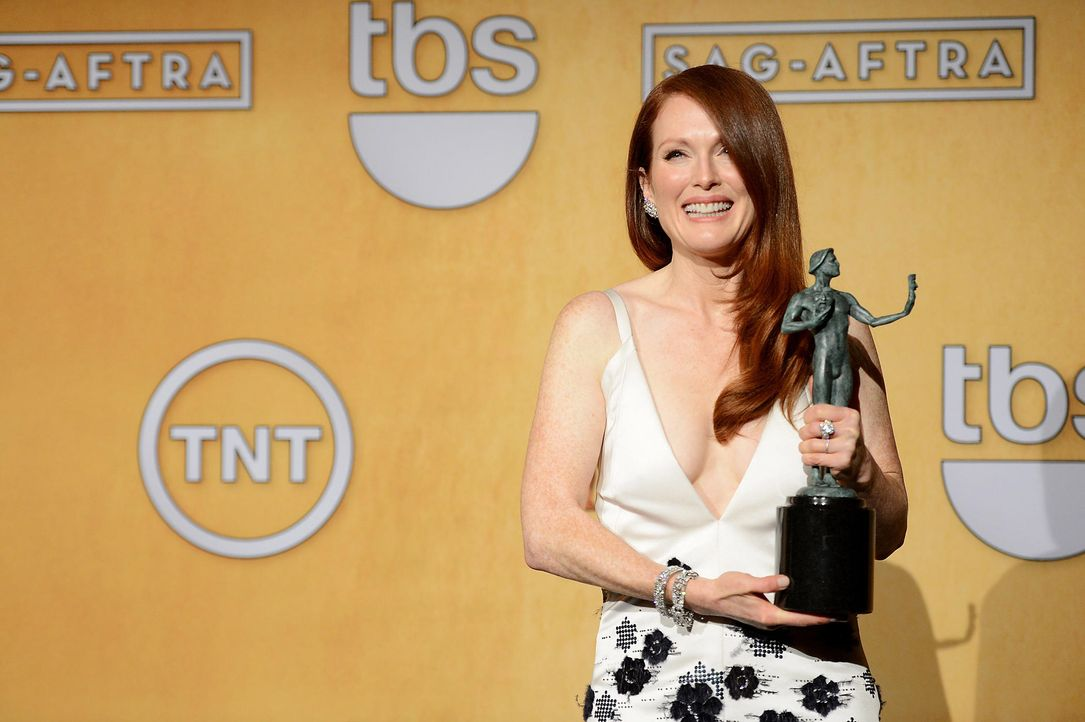 screen-actors-guild-awards-julianne-moore-13-01-27-getty-afpjpg 2100 x 1398 - Bildquelle: getty-AFP