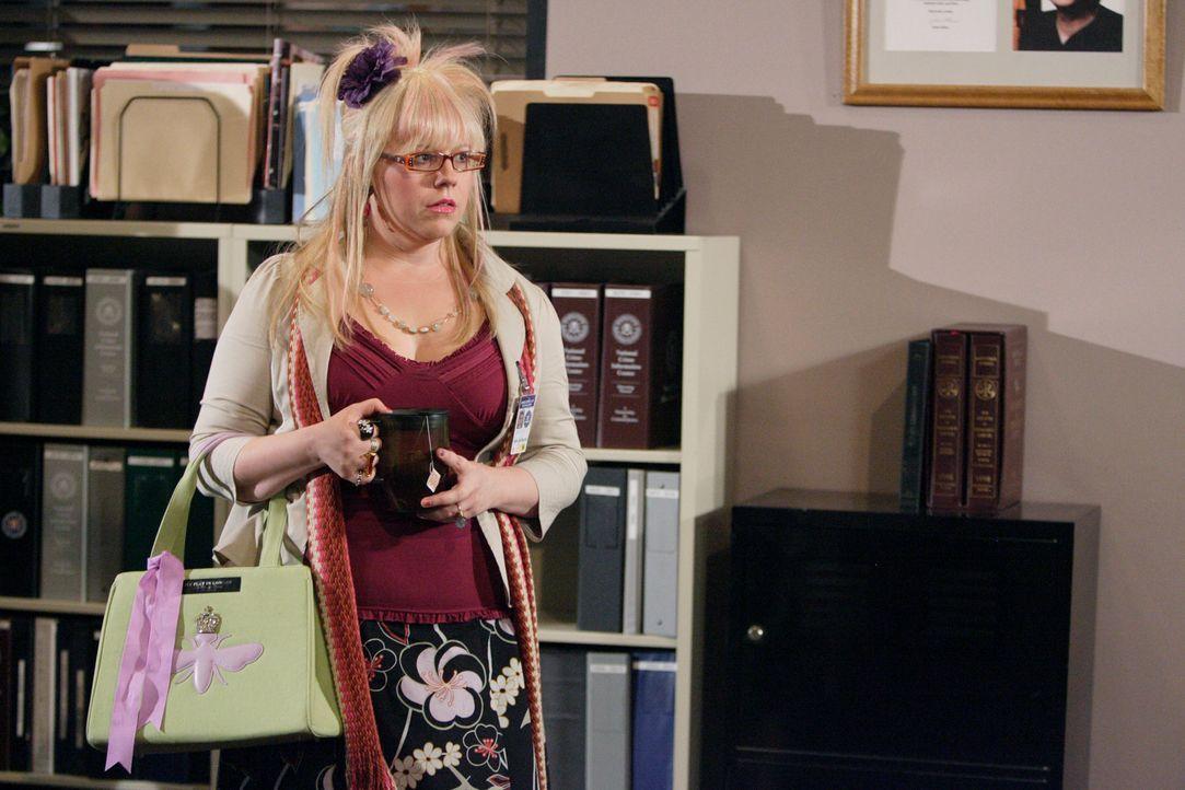 Penelope Garcia (Kirsten Vangsness) hat einen Mann kennen gelernt, der ihr Herz höher schlagen lässt. Doch die Freude ist nicht von langer Dauer ... - Bildquelle: Touchstone Television