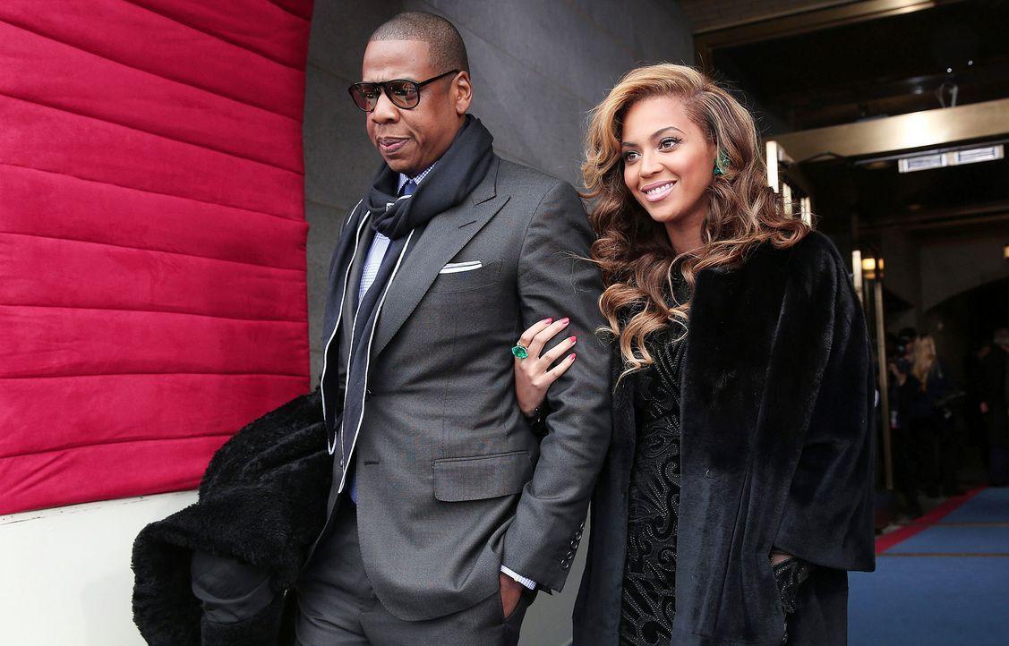 Beyonce-Jay-Z-14-19-05-dpa - Bildquelle: dpa