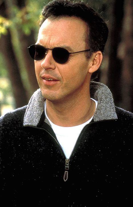 Der Bauingenieur Doug Kinney (Michael Keaton) weiß nicht mehr, wo ihm der Kopf steht: In seine Firma herrscht Chaos und seine Ehe ist auf dem beste... - Bildquelle: Columbia TriStar