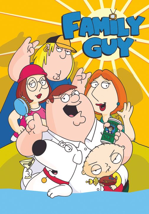 (3. Staffel) - Family Guy - Artwork - Bildquelle: 1999 Fox and its related entities.  All rights reserved.