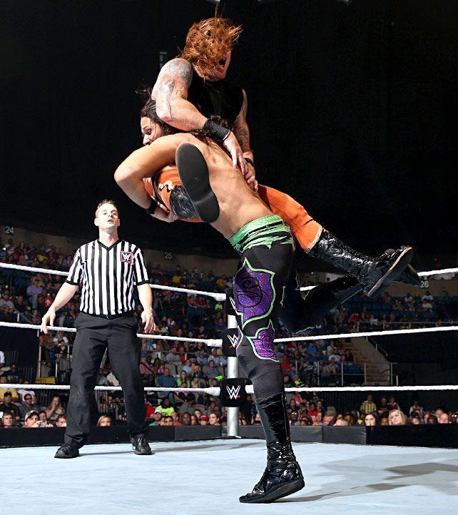 Bilder SmackDown 20. September (8)