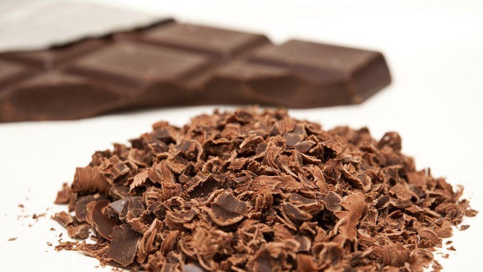 Kochen mit Schokolade - Bildquelle: dpa