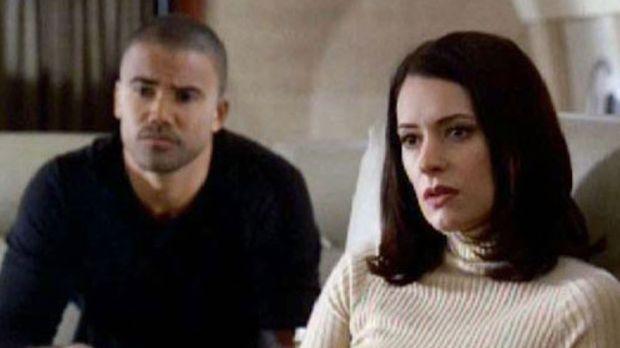 Criminal Minds - Das BAU-Team mit Special Agent Derek Morgan und Emily Prenti...