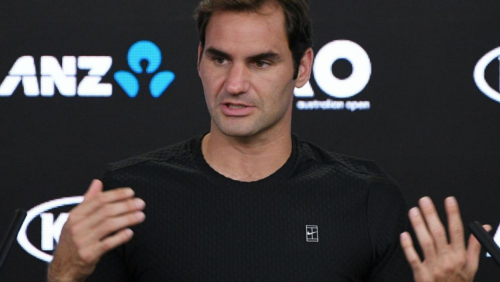 Federer sieht sich nicht als Top-Favorit - Bildquelle: AFPSIDSAEED KHAN