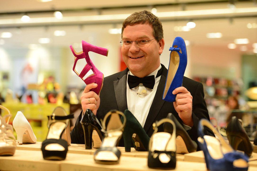 """""""Elton zockt LIVE"""" ist die erste deutsche TV-Show, in der Kandidaten nicht nur gewinnen, sondern auch alles verlieren können. Die Kandidaten spiele... - Bildquelle: Willi Weber ProSieben"""