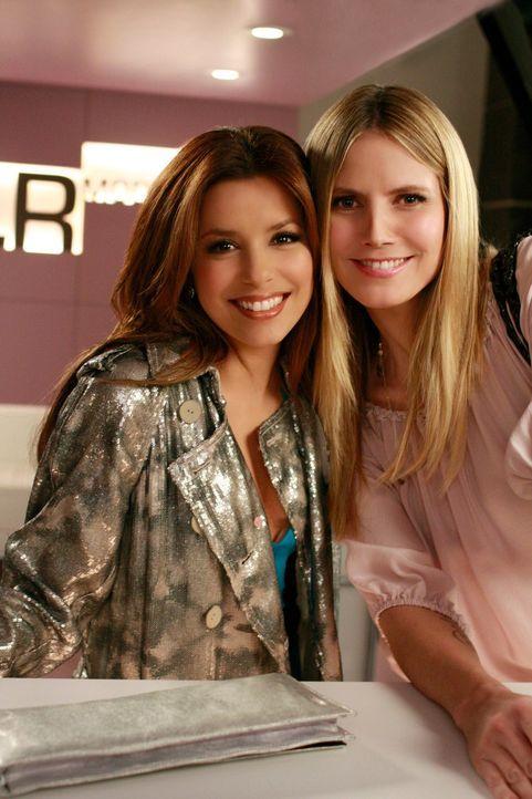 Während Preston aus Europa zurückkehrt reisen Gaby (Eva Longoria, l.) und Angie nach New York, um Danny und Ana zu suchen. Dabei treffen sie auf Hei... - Bildquelle: ABC Studios