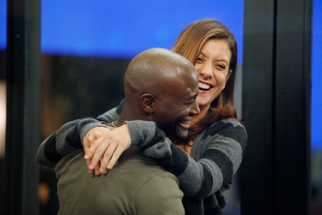 Was ist mit am (Taye Diggs, l.) und Addison (Kate Walsh, r.) nur los? Hat ihre Liebe noch eine Chance? - Bildquelle: ABC Studios
