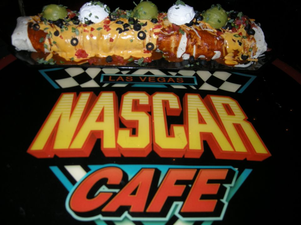 Nascar Cafe, Las Vegas - Bildquelle: 2009, The Travel Channel, L.L.C.
